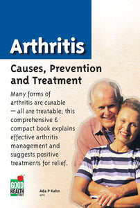 Arthritis: Causes, Prevention and Treatment - Book Published by Orient Paperbacks
