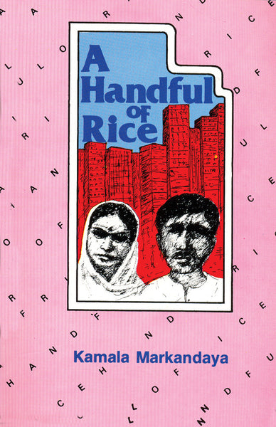 Handful of Rice - Book Published by Orient Paperbacks