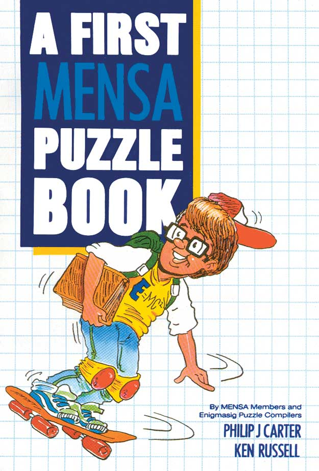 First Mensa Puzzle Book