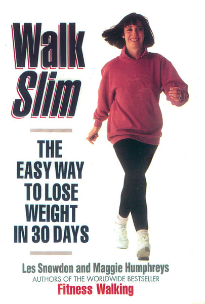Walk Slim - Book Published by Orient Paperbacks