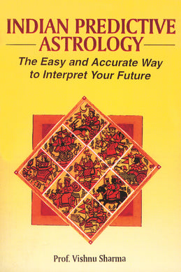 Indian Predictive Astrology - Book Published by Orient Paperbacks