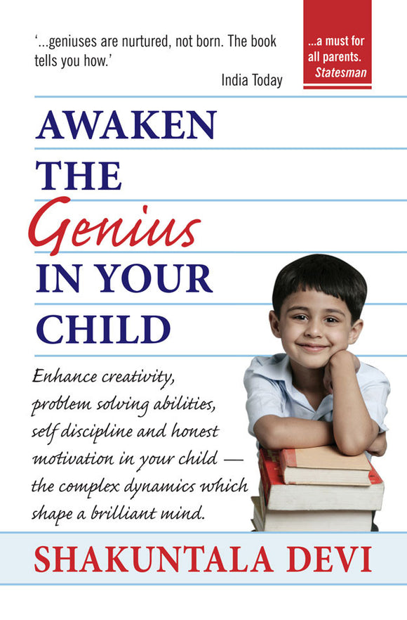 Awaken the Genius in Your Child - Book Published by Orient Paperbacks