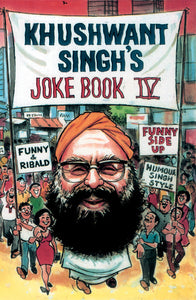Khushwant Singh's Joke Book 4 - Book Published by Orient Paperbacks