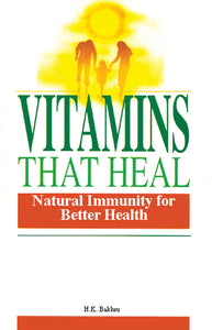 Vitamins That Heal - Book Published by Orient Paperbacks