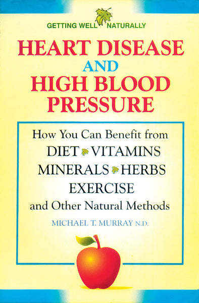 Heart Disease and High Blood Pressure - Book Published by Orient Paperbacks