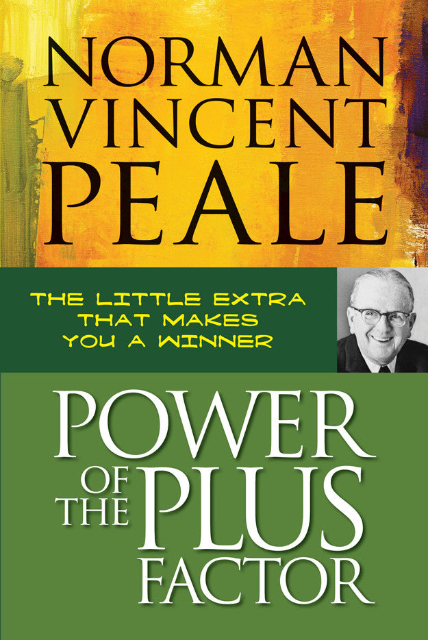 Power of the Plus Factor - Book Published by Orient Paperbacks