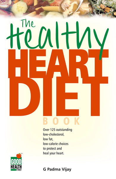 Healthy Heart Diet Book - Book Published by Orient Paperbacks