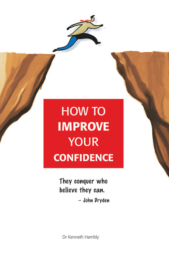 How to Improve Your Confidence - Book Published by Orient Paperbacks