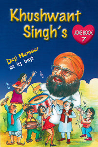 Khushwant Singh's Joke Book 7 - Book Published by Orient Paperbacks