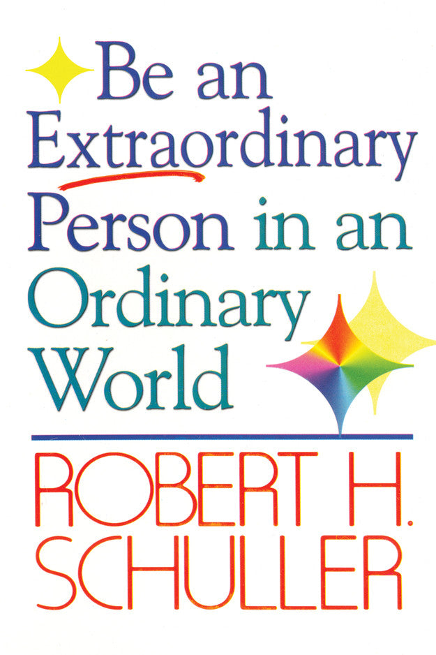Be an Extraordinary Person in an Ordinary World - Book Published by Orient Paperbacks