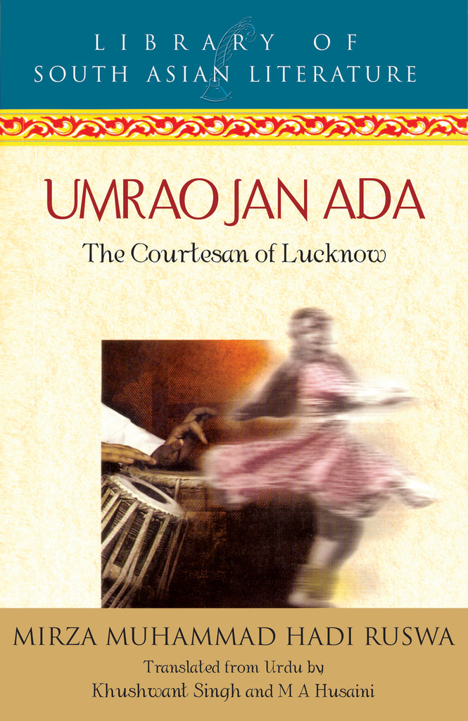 Umrao Jan Ada - Book Published by Orient Paperbacks
