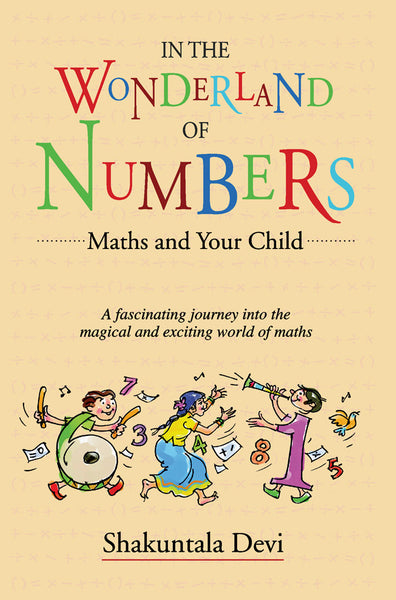 In the Wonderland of Numbers - Book Published by Orient Paperbacks