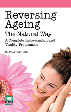 Reversing Ageing - Book Published by Orient Paperbacks
