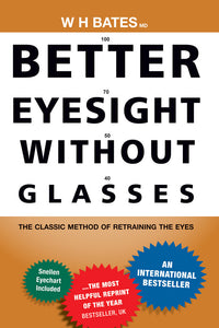 Better Eyesight Without Glasses - Book Published by Orient Paperbacks