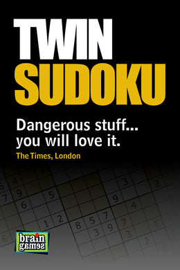 Twin Sudoku - Book Published by Orient Paperbacks