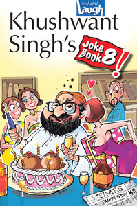Khushwant Singh's Joke Book 8 - Book Published by Orient Paperbacks