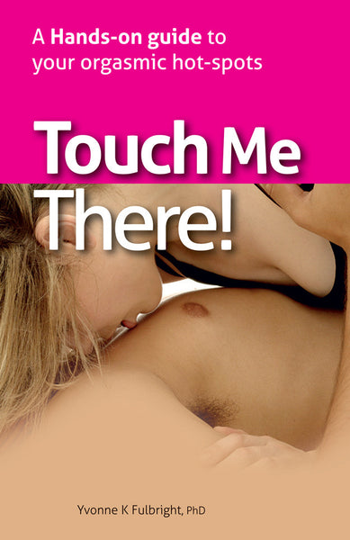Touch Me There! - Book Published by Orient Paperbacks