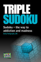 Triple Sudoku - Book Published by Orient Paperbacks