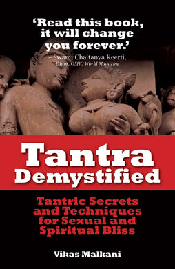 Tantra Demystified - Book Published by Orient Paperbacks