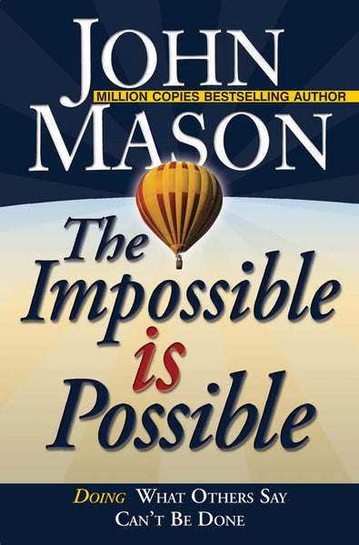 Impossible is Possible - Book Published by Orient Paperbacks