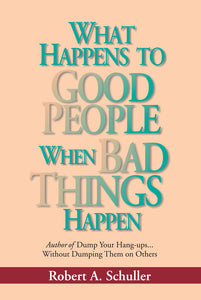 What Happens to Good People When Bad Things Happen - Book Published by Orient Paperbacks
