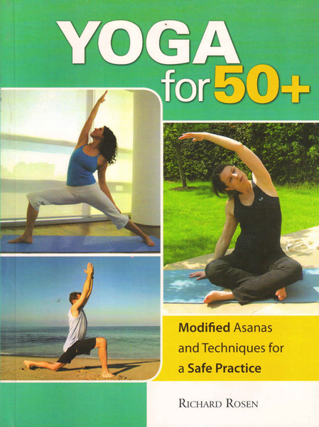 Yoga for 50+ - Book Published by Orient Paperbacks