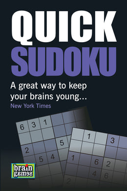 Quick Sudoku - Book Published by Orient Paperbacks