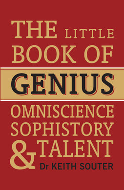 Little Book of Genius: Omniscience, Sophistory and Talent - Book Published by Orient Paperbacks