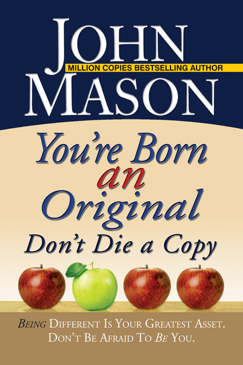 You're Born an Original, Don't Die a Copy - Book Published by Orient Paperbacks