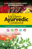 Modern Ayurvedic Cookbook - Book Published by Orient Paperbacks