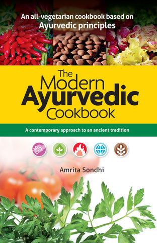 Modern Ayurvedic Cookbook