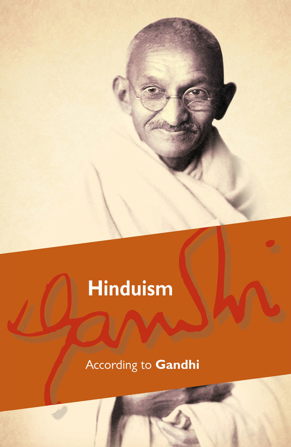 Hinduism According to Gandhi - Book Published by Orient Paperbacks