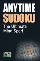 Anytime Sudoku - Book Published by Orient Paperbacks