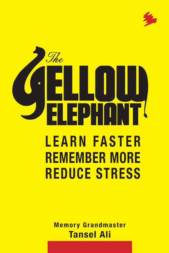 Yellow Elephant - Book Published by Orient Paperbacks