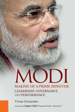 Modi: Making of a Prime Minister