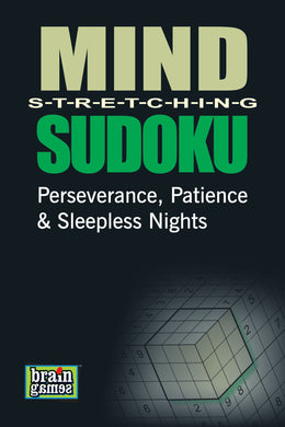 Mind Stretching Sudoku - Book Published by Orient Paperbacks