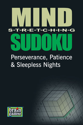 Mind Stretching Sudoku