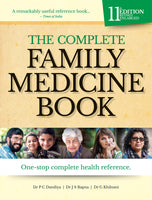 Complete Family Medicine Book - Book Published by Orient Paperbacks
