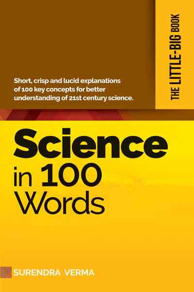 Little-Big Book of Science in 100 Words - Book Published by Orient Paperbacks