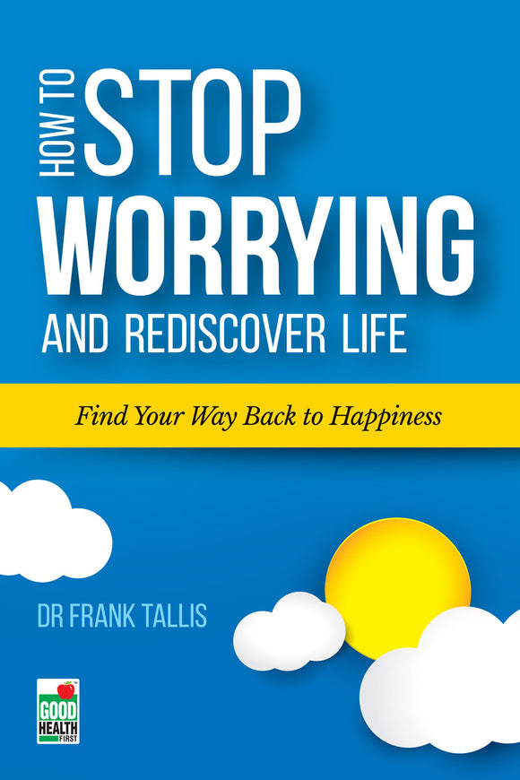 How to Stop Worrying and Rediscover Life - Book Published by Orient Paperbacks