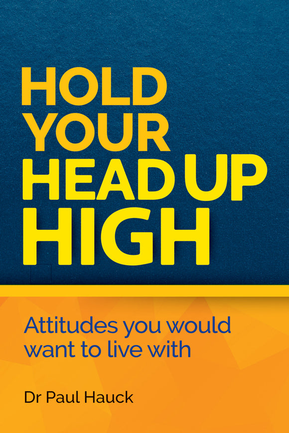 Hold Your Head Up High - Book Published by Orient Paperbacks