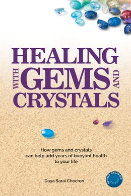 Healing with Gems and Crystals - Book Published by Orient Paperbacks