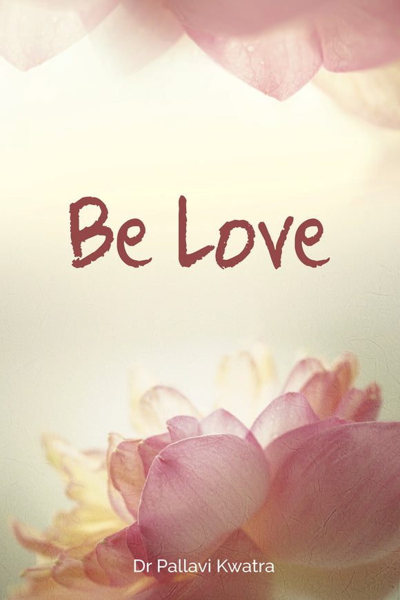 Be Love - Book Published by Orient Paperbacks