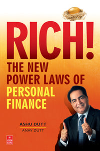 Rich! The New Power Laws of Personal Finance - Book Published by Orient Paperbacks