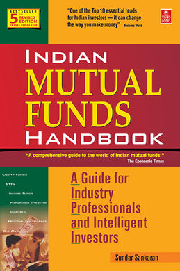 Indian Mutual Funds Handbook (5th Edition) - Book Published by Orient Paperbacks