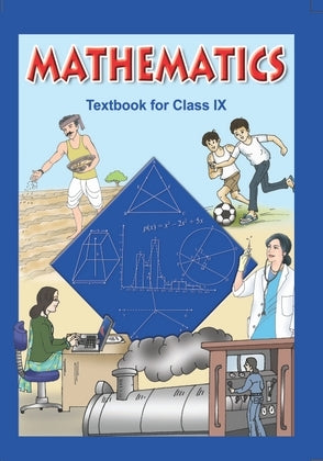NCERT Mathematics Textbook for Class 9