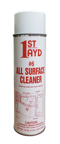 1st Ayd All Surface Cleaner Case 19 oz. (24 Cans)