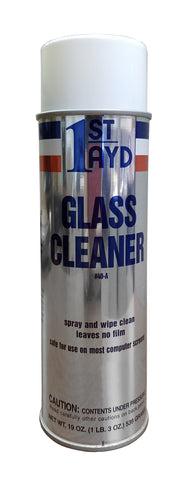 1st Ayd Glass Cleaner Case 19 oz. (24 cans)