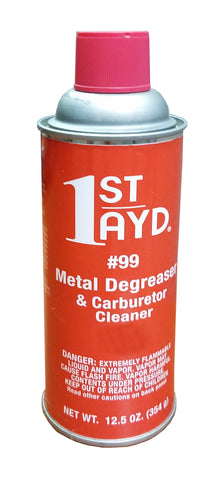 Metal Degreaser & Carburetor Cleaner 12.5 oz. can