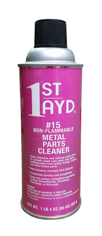 1st Ayd Metal Parts Cleaner Case 20 oz. (24 cans)